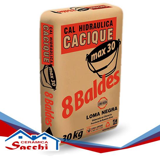 Cal Cacique – 8 Baldes
