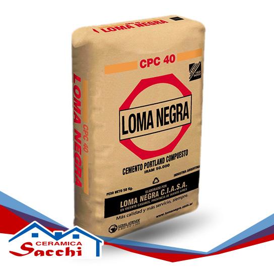 Cemento – Loma Negra